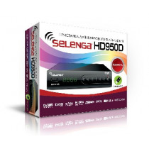 SELENGA (3411) HD950D DVB-T2/C/WiFi/MEGOGO/IPTV/Dolby Digital, дисплей, металл