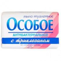 MANUFACTOR Мыло антибактериальное с триклозаном (10шт.)