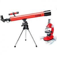 LEVENHUK LABZZ MT2: микроскоп и телескоп набор
