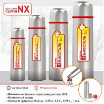 БИОСТАЛЬ NX-350