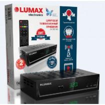 LUMAX DV3201HD DVB-T2, металл