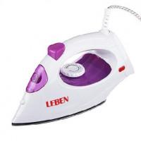 Утюг LEBEN 249-002 белый/фиолетовый