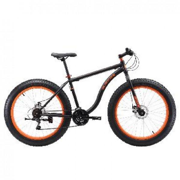 BLACK ONE Monster 26 D чёрный/оранжевый 20