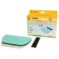 OZONE microne H-27 наб. микрофильтров для пылесоса LG