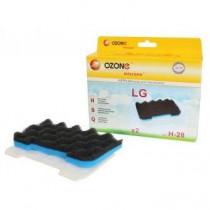 OZONE microne H-28 наб. микрофильтров для пылесоса LG