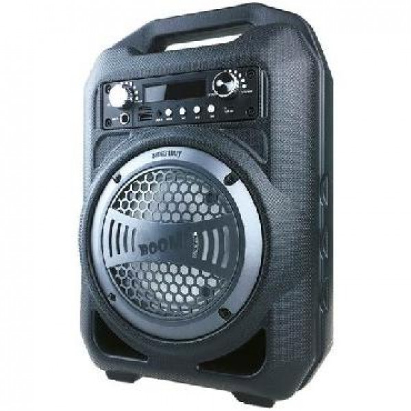Аудиомагнитола SMARTBUY SBS-4000 BOOM MP3/FM/BT/9ВТ подсветка
