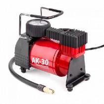 AUTOPROFI (AK-30) Компрессор авт. АК, металлический, 12V, 120W, производ-сть 30 л./мин., сумка