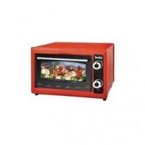 Мини-печь DELTA D-022 красный