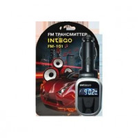 FM трансмиттер INTEGO FM-101