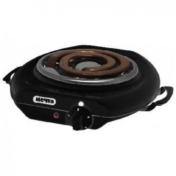 Настольная плита МЕЧТА 112Т электрическая черная