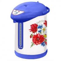 Термопот ВАСИЛИСА ТП7-820 Полевые цветы