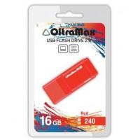 OLTRAMAX OM-16GB-240-красный