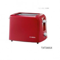 BOSCH TAT-3A014 тостер красный
