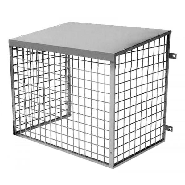 Ограждение наружного блока 500x1000x800